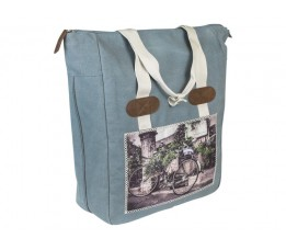 Fast Rider Shopper Cyclo Blauw