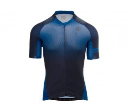 Agu Agu Shirt Km Gradient Rebel Blue M
