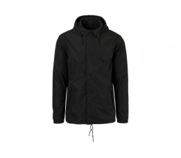 Agu Agu Urban Outdoor Coach Jacket Men Black M
