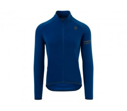 Agu Agu Shirt Lm Ess Thermo Blue Rebel M