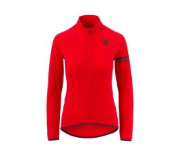Agu Agu Shirt Lange Mouw Thermo Dames Red S