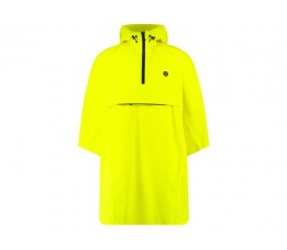 Agu Grant Poncho Essential Neon Yellow One Size