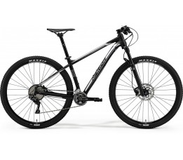Merida 2018 Big Nine Xt Edition Black/silver