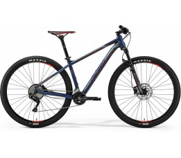 Merida Big Nine 500 Petrol/grey, Groen
