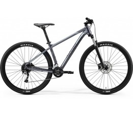 Merida Big Nine 200 Glossy Anthracite / Black, Glossy Anthracite