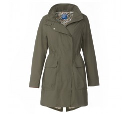 Parka Happy Rainy Days Kim Khaki L