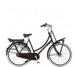 Cortina E-roots Transport, Espresso Brown Matt