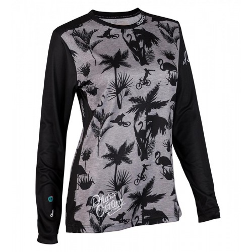 Dharco Shirt Gravity Jersey Party Stealth Lm Ladies M