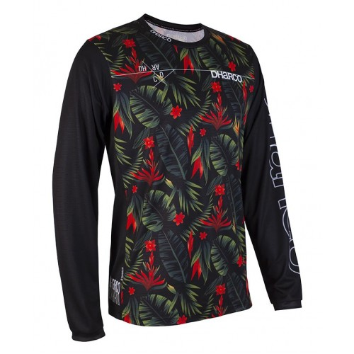 Dharco Shirt Gravity Jersey Tropical Lm Mens M